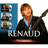 Master S�rie - Coffret Cds Nos. 1, 2 & 3 - Renaud,