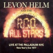 Live At The Palladium Nyc - Helm, Levon & Rco All Sta