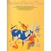 Joy Of Recital Time
