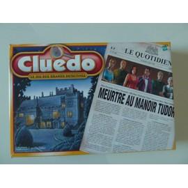 Cluedo De Voyage