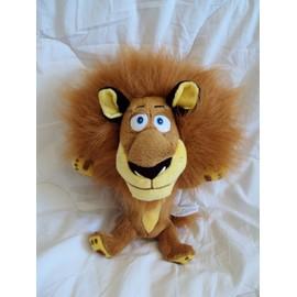 Peluche Lion Madagascar By Big Headz