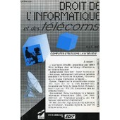 Droit De L'informatique Et Des Telecoms, Dit 95/3, Computer & Telecoms Law Review de Collectif