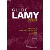 Guide Lamy 2008 de Collectif
