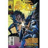 Black Axe - Vol 1 - N�5 - Afrikaa Aflame! de Collectif