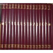 L'illustration - Histoire D'un Siecle 1843-1944 - 16 Volumes + Un Index. de COLLECTIF