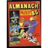 Almanach Journal De Mickey 85. de COLLECTIF.
