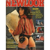 Newlook N� 33 - Exclusif: Notre Envoye Special Deculotte Nathalie L'espionne Du Kgb! - Mathieu Tarzan L'homme Qui Sauve Les Elephant... de COLLECTIF