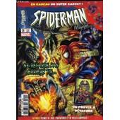 Spiderman Magazine N�21 : Ne Regarde Pas Derri�re Toi ... - La Veuve Noire Et Ghost Rider ... Accompagn� D'un Poster Et D'un Super Gadget. de COLLECTIF