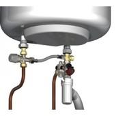 Kit de s�curit� SFR pour chauffe-eau groupe: s�curit� INOX Watts