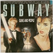 Subway (It S Only Mystery / Guns And People) - Eric Serra