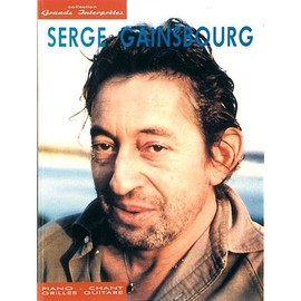 Le songbook de Serge Gainsbourg