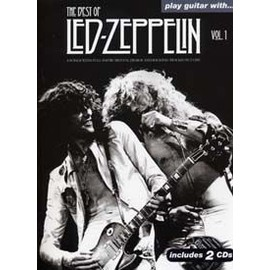 BEST OF LED ZEPPELIN PLAY GUITAR VOL 1 2CD