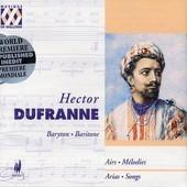 Enregistrements Historiques 1904-1928 : Airs Et M�lodies De Adam, Thomas, Delibes, Bizet, Massenet - Hector Dufranne