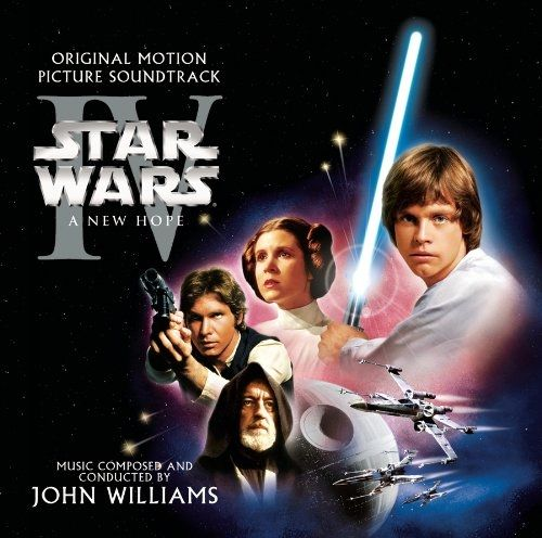 Star Wars Episode Iv A New Hope Score Ost Star Wars Episode Iv A New Hope Score Ost