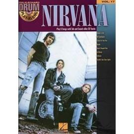 DRUM PLAY ALONG VOL.17 NIRVANA CD