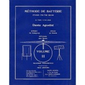 M�thode De Batterie Agostini Volume 2 - Technique Fondamentale