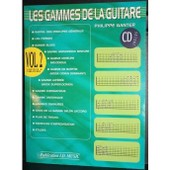 M�thode De Guitare - Ganter Les Gammes De La Guitare Volume 2 (+Cd)