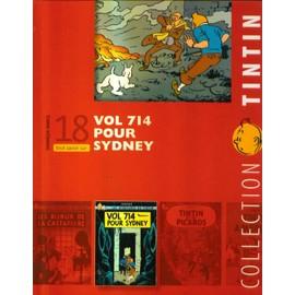 Collection Tintin N� 18 : Tout Savoir Sur Vol 714 Pour Sidney (Dominique Maricq).