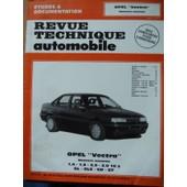 Opel Vectra Moteurs Essence 1,4-1,6-2,0 16 S - Avec Compl�ment �tude Carrosserie de
