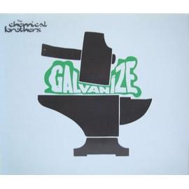 Galvanize (Part 1)