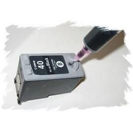 Kit De Recharge Couleur Pour Canon Pg 510 - 3x30ml + 1 Seringue