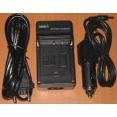 Chargeur de Batterie Pour PENTAX Optio M30 M40