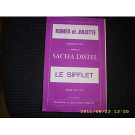 romeo et juliette ( jerk )  le sifflet ( cha cha )