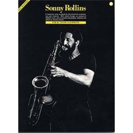 SONNY ROLLINS FOR Bb TENOR SAXOPHONE