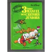 3� Manuel Des Castors Juniors, Sp�cial Nature de walt disney