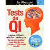Tests De Qi 2012 de Thierry M. Carabin