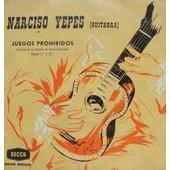 Juegos Prohibidos - Narciso Yepes