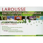Encyclop�die Universelle Larousse Essentielle 2006