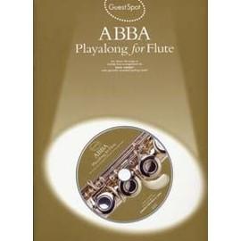 GUEST SPOT ABBA FLUTE CD
