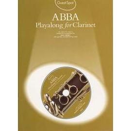 GUEST SPOT ABBA CLARINET CD