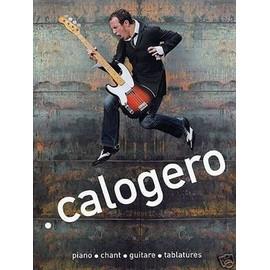 """affiche de Calogero """"Pomme C tour"""""""