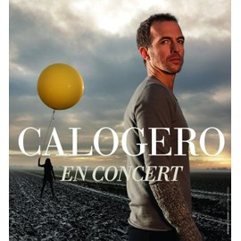 affiche de Calogero tournée 2010 (version 1)