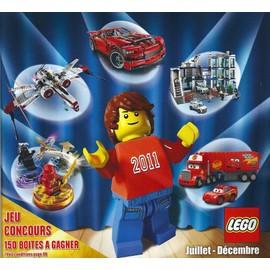Catalogue Lego 2011