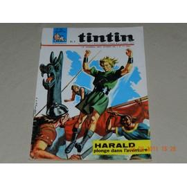 Tintin Le Journal Des Jeunes De 7 A 77 Ans N�932