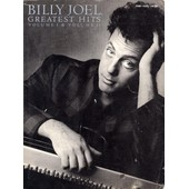 Billy Joel Greatest Hits Volume 1 & 2. Recueil De Partitions : Piano Vocal Guitare. 1985