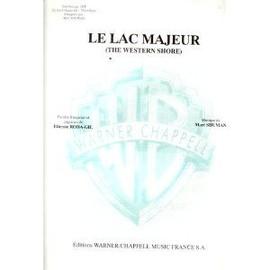 Mort Shuman : le lac majeur (the western shore) - chant et piano