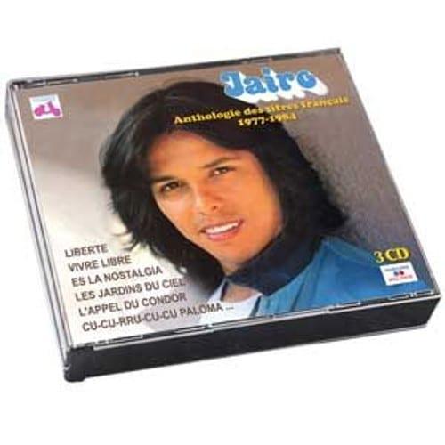 Anthologie des titres français - Coffret 3 CD