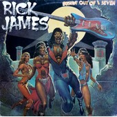 Dustin' Out Of L Seven - Rick James Stone-City-Band