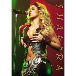 Shakira Poster - Live (91x61 cm)