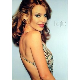 Kylie Minogue Poster - Glittering (91x61 cm)