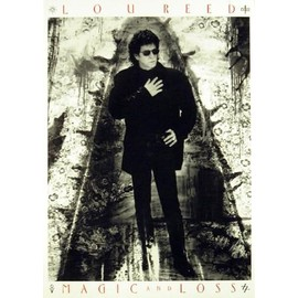 Lou Reed Poster - Magic And Loss (86x60 cm)