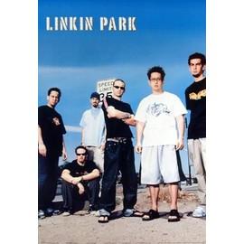 Linkin Park Poster - Speed Limit (91x61 cm)