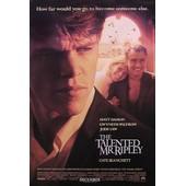 Le Talentueux M. Ripley Poster - Matt Damon, Gwyneth Paltrow (98x68 Cm)