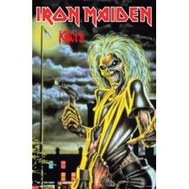 Iron Maiden Poster - Killers (91x61 cm)