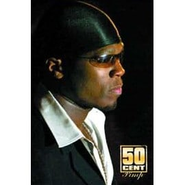 50 Cent Poster - From Pieces To Weight (91x61 cm)