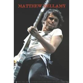 Muse Poster - Matthew Bellamy Live (91x61 cm)